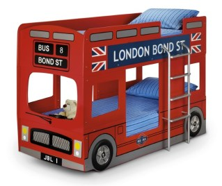 London bus bunk bed - More Than Beds, Bangor