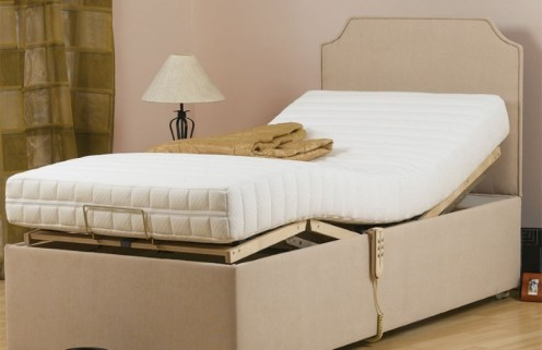 Viscomatic adjustable bed - More Than Beds, Bangor