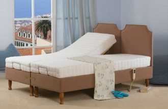 Dreamatic adjustable bed - More Than Beds, Bangor