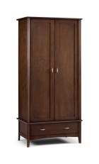 Minuet 2 door wardrobe - More Than Beds, Bangor