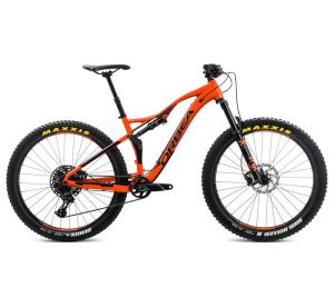Orbea Occam TR Customized mit XT Di2
