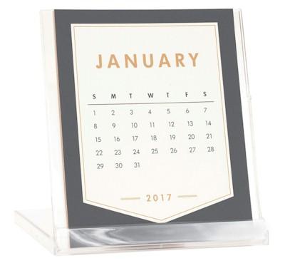 Desktop Calendars (Simple) More Than Paper