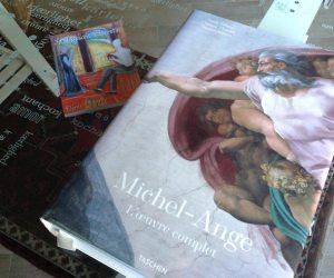 Denis Gentile se prend pour Michel-Ange ! Le blogueur est-il un artiste ? (Part I)