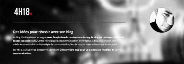 4h18, le blog de Stéphane Briot