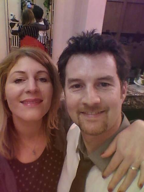 Maud Jenni et Anthony Rochand, les experts du web, à Lyon avant les Cafés d'Anthony