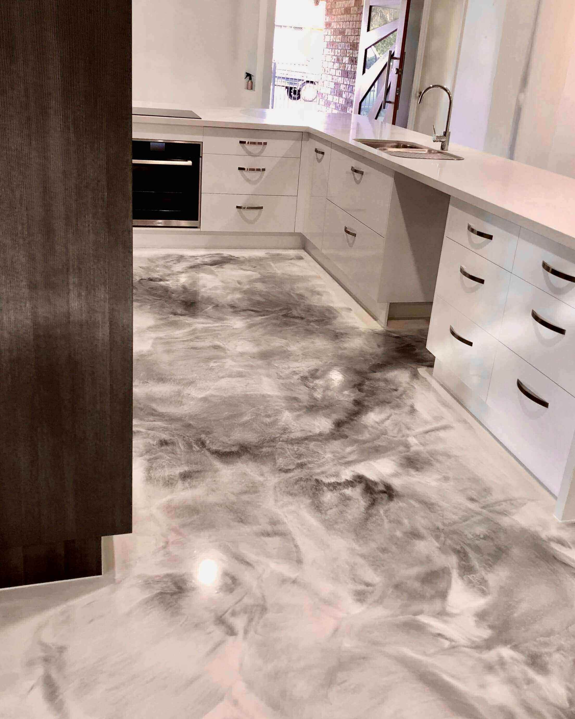 Epoxy Kitchen 1