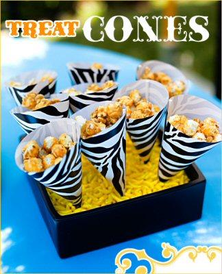 Snack cones