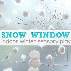 Snow Window