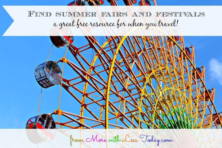 find summer fairs and festivals, locate summer fairs by zip code, summer fun on a budget, fund summer festivals near me, summer festivals by zip code