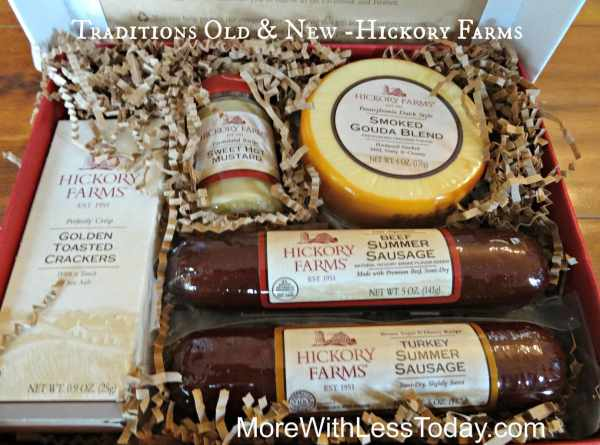 hickory farms traditions