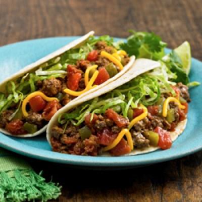 rotel rockin tacos