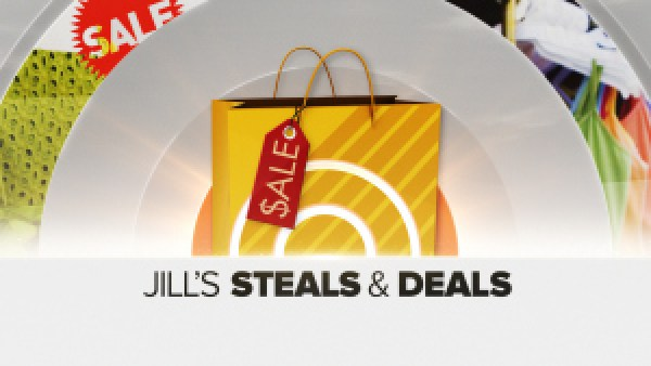 Where are Jill's Steals and Deals from The Today Show? NBC deals & steals, Jill Martin steals and deals, seen on the Today Show, steals and deals Today,7-8