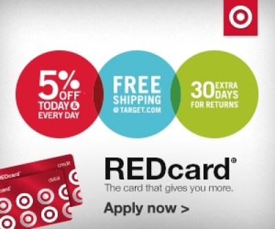 Get a Target Red Card