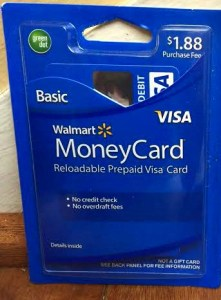 walmart visa prepaid card