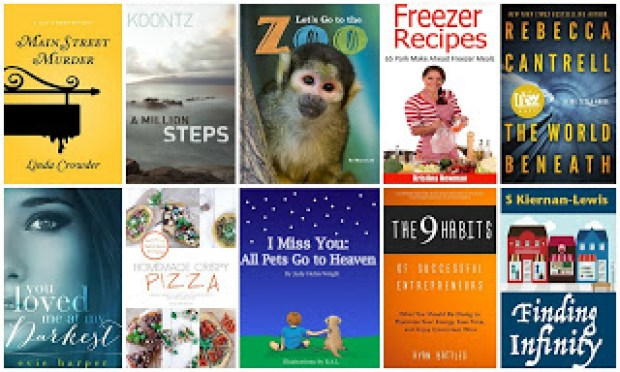 10 Free Kindle Books 7-29-15