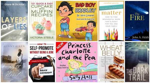 10 Free Kindle Books 9-2-15