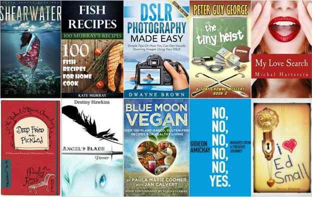 10 Free Kindle Books 2-14-16