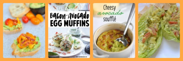 new recipes using avocado