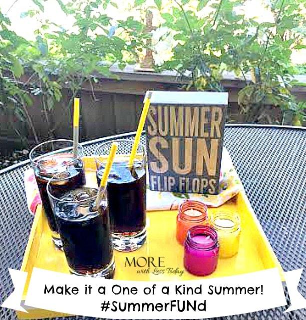 Make it a One of a Kind Summer #SummerFUNd