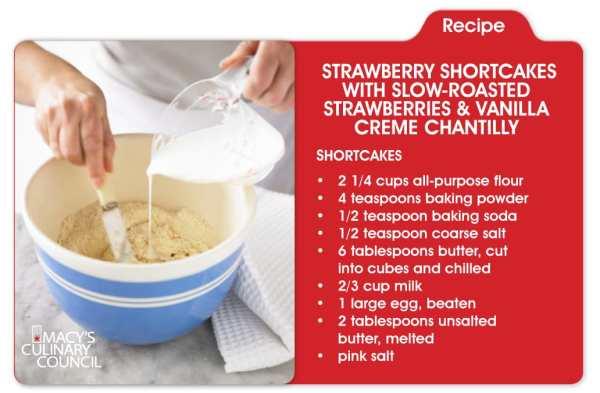 Macy's Strawberry Shortcake Day