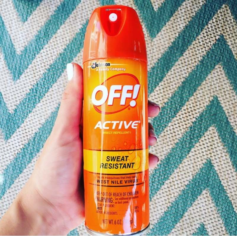 Do Summer Outside With OFF!® Insect Repellent