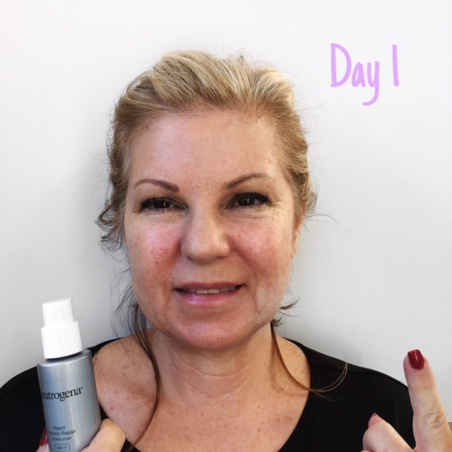 Neutrogena Rapid Wrinkle Repair Night Moisturizer review
