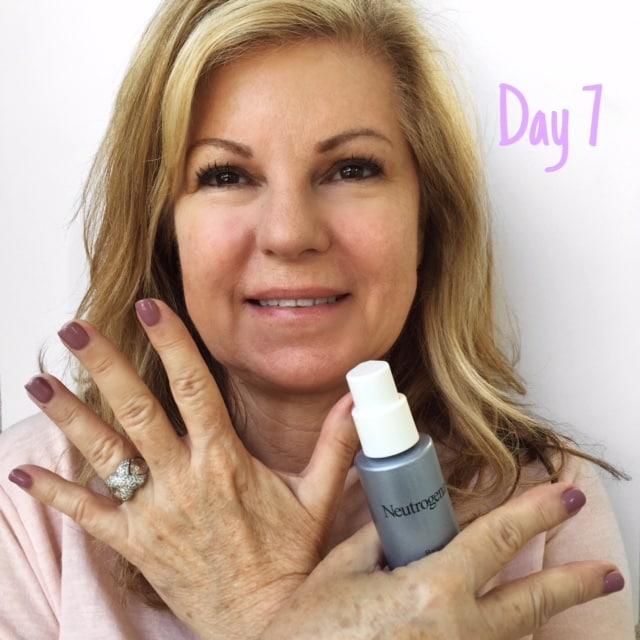 Neutrogena Rapid Wrinkle Repair #RapidSkinConfessionals