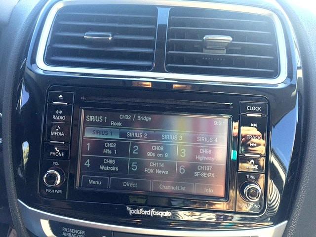2016 Mitsubishi Outlander Sport 2.4 GT 2WD Sirius Radio