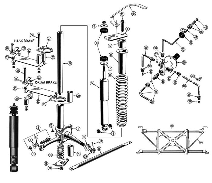 1966 Mustang Instrument Cluster Diagram Wiring Schematic - Best
