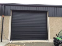 Industrial Roller Shutters - Insulated | MOR Garage Doors