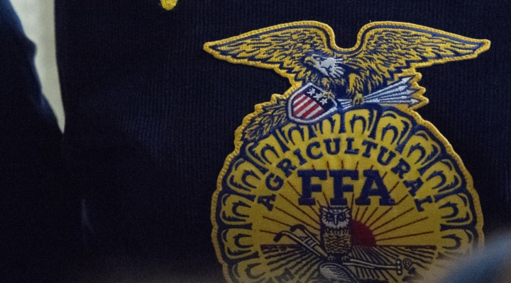 Farm Credit East VP recognized by Nat\u0027l FFA Morning Ag Clips - new farmers of america