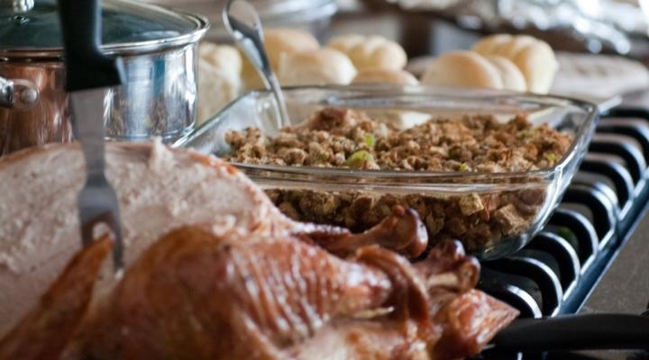 Lower prices for Thanksgiving dinner Morning Ag Clips
