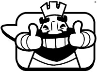 Clash Royale Coloring Pages To Print