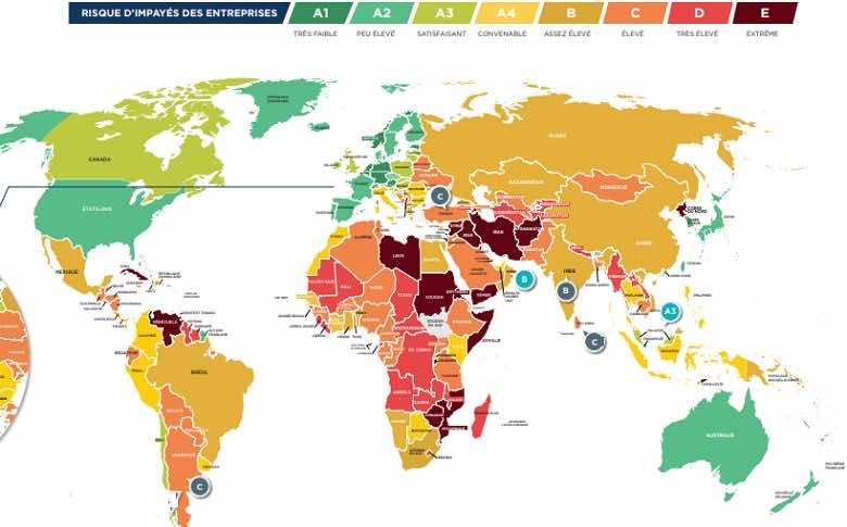 Business Credit a \u201cReasonable Risk\u201d in Morocco Coface Risk Assessment