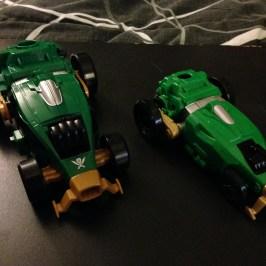 Gokai Racer VS Super Mega Racer