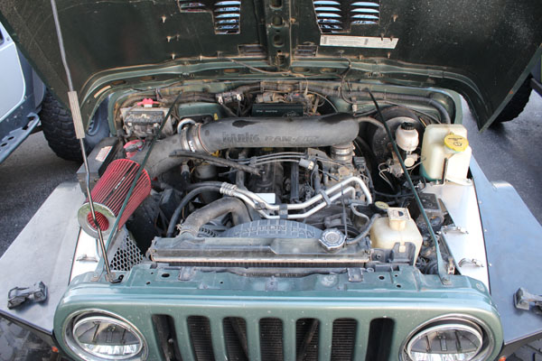 Jeep Knowledge Center - The 40L Jeep PowerTech Engine