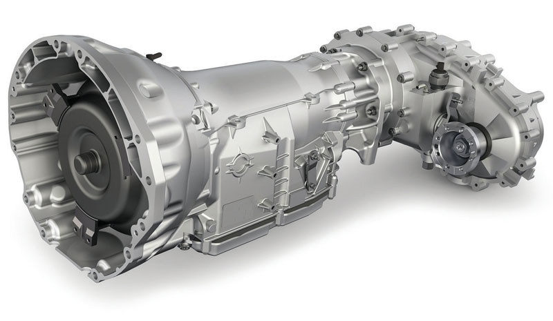 Jeep Knowledge Center - The Jeep 42RLE Automatic Transmission