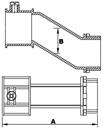 wiring conduit box offset
