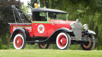 Ford Model A Wrecker