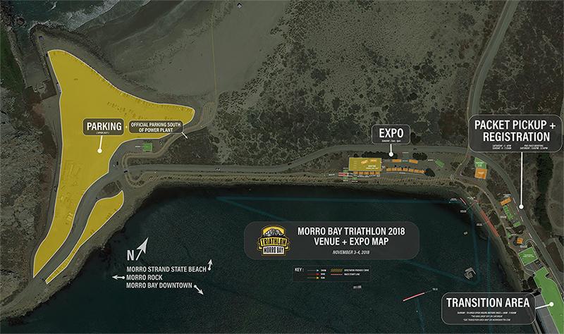 Morro Bay Triathlon - Venue Information
