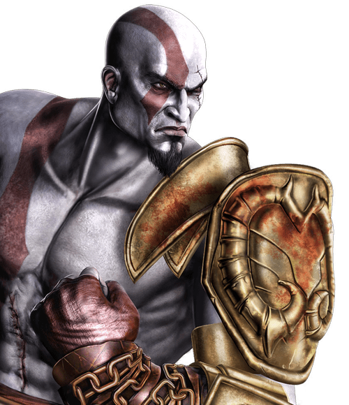 Wallpaper 2d 3d Mkwarehouse Mortal Kombat Kratos