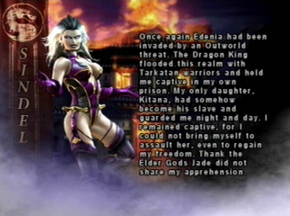 3d Video Games Wallpapers Mkwarehouse Mortal Kombat Deception Sindel