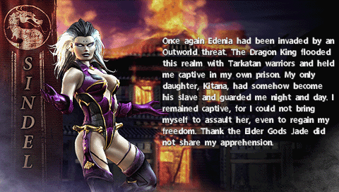 Wallpaper 2d 3d Mkwarehouse Mortal Kombat Deception Sindel