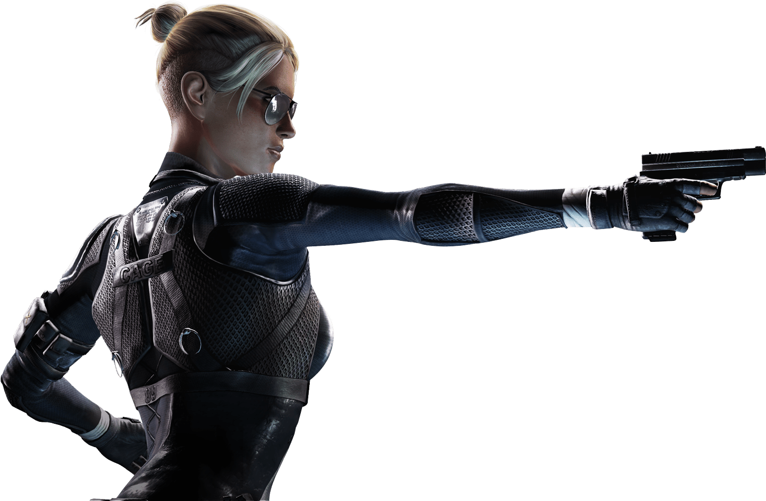3d 3d Wallpaper Mkwarehouse Mortal Kombat X Cassie Cage