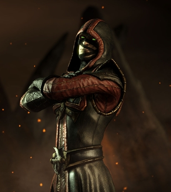 Hd Wallpaper Pc Mkwarehouse Mortal Kombat X Ermac