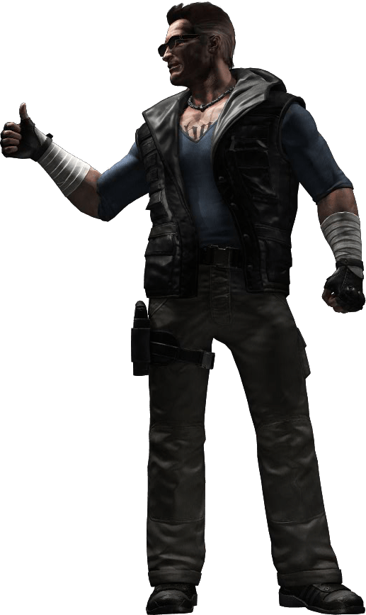 Video Games 3d Wallpaper Mkwarehouse Mortal Kombat X Johnny Cage