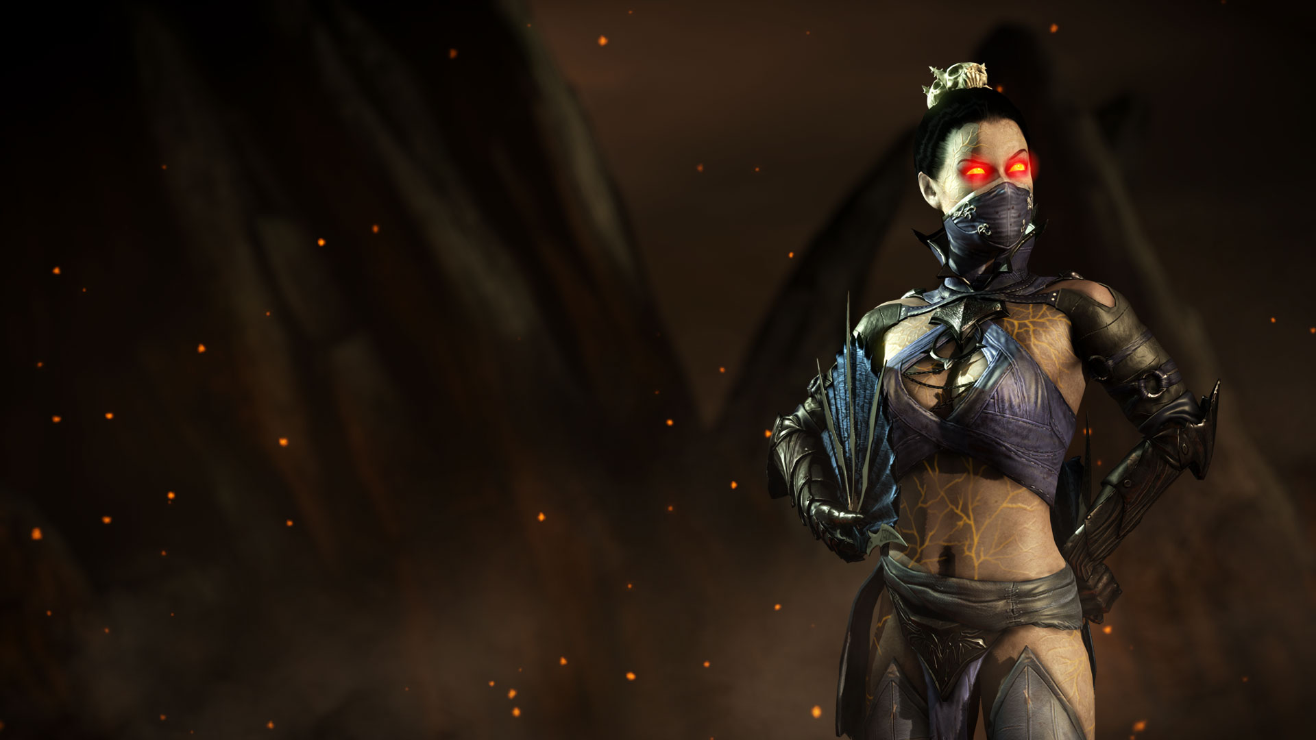 Hd Photos For Mobile Wallpaper Mkwarehouse Mortal Kombat X Kitana