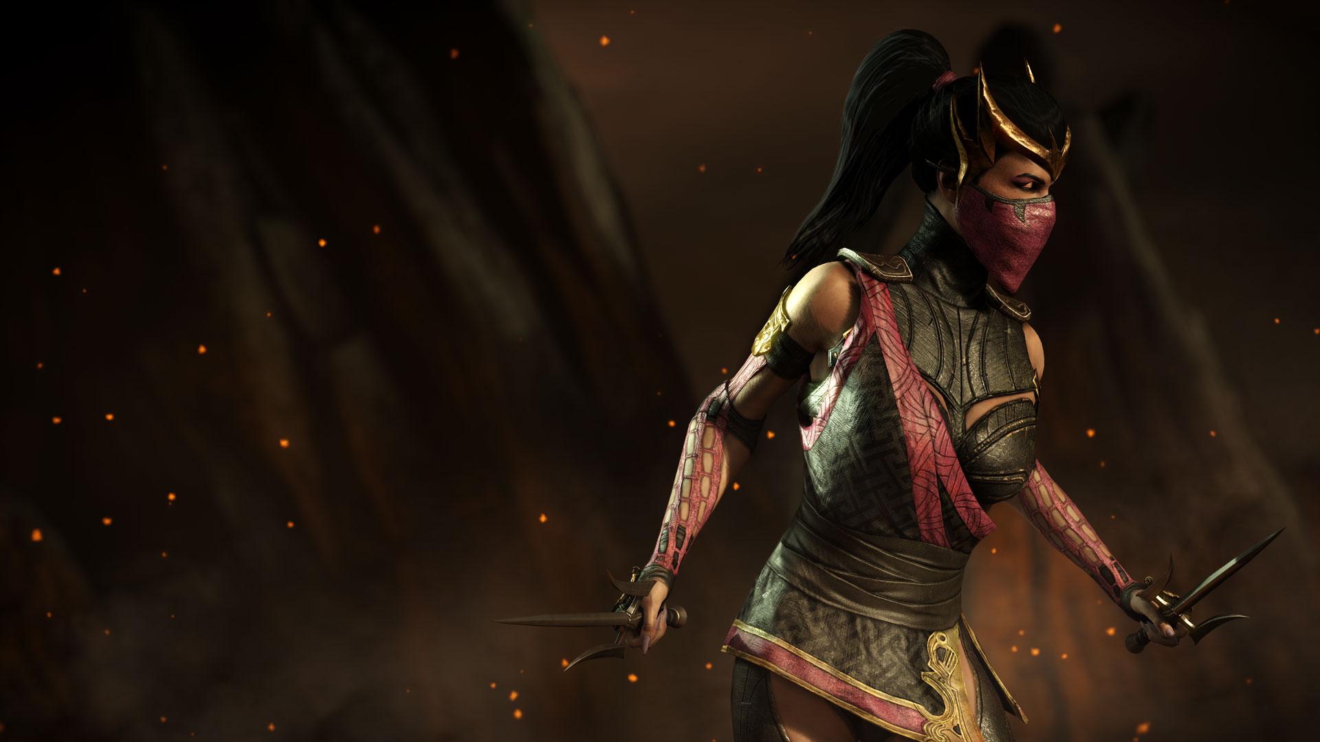 Hd Art Wallpapers For Mobile Mkwarehouse Mortal Kombat X Mileena