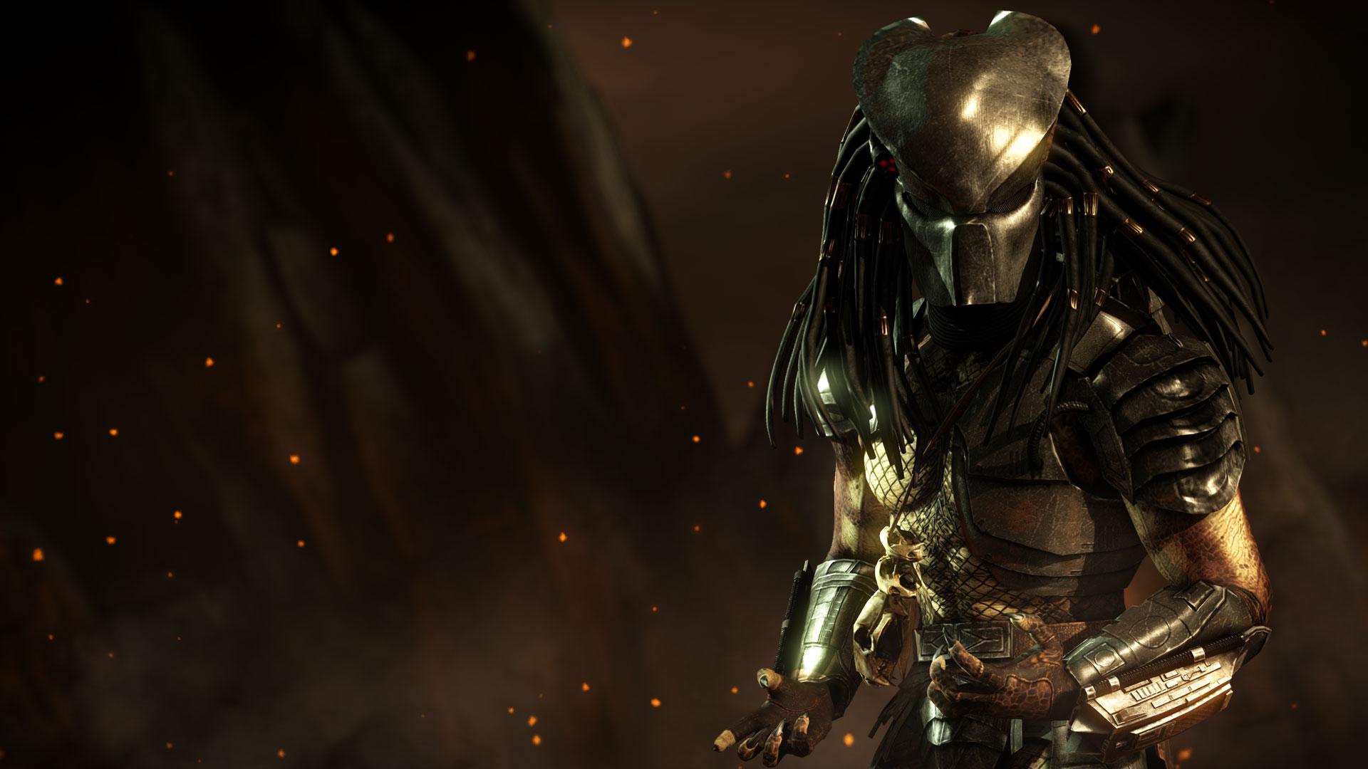 A Fall Wallpaper Mkwarehouse Mortal Kombat X Predator