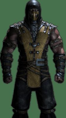 3d War Wallpaper Mkwarehouse Mortal Kombat X Scorpion